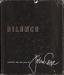 lecture on nothingness john cage essay Lectures on nothing: john cage's century like a simple sonata form or a boring sat essay documents similar to john cage lecture on nothing.