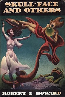 <i>Skull-Face and Others</i> book by Robert E. Howard