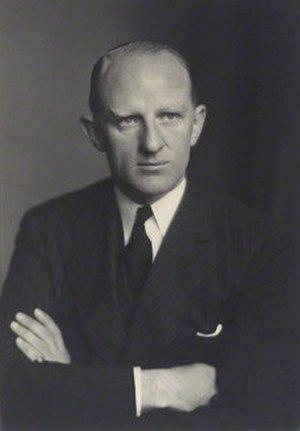 Somerset de Chair - Image: Somerset de Chair in 1947