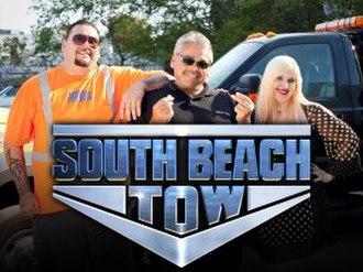 South Beach Tow - Image: South Beach Tow program logo