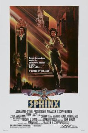 Sphinx (film) - Original poster
