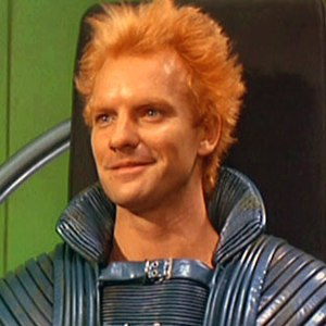 Feyd-Rautha - Harkonnen as portrayed by Sting in the 1984 film Dune