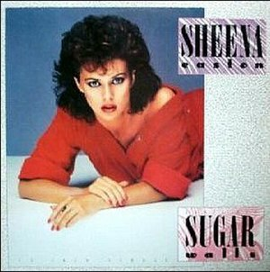 Sugar Walls - Image: Sugar Walls single cover