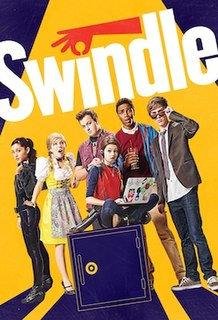 <i>Swindle</i> (2013 film) 2013 television film directed by Jonathan Judge
