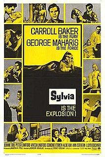 <i>Sylvia</i> (1965 film) American film directed by Gordon Douglas