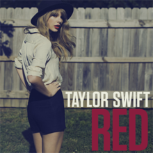 Taylor Swift - Red (Single) .png