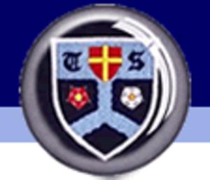 Tewkesbury School - Image: Tewkesbury School Logo