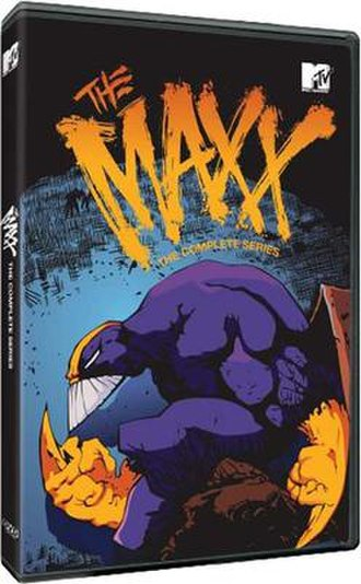 The Maxx - The Maxx: The Complete Series DVD set