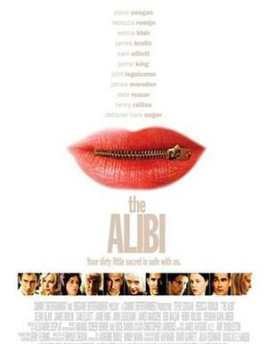 The Alibi - Theatrical release poster