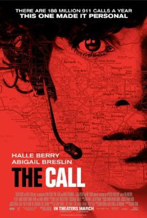 The Call (2013 film) - Theatrical release poster