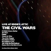 [Image: 220px-The_Civil_Wars-Live_at_Eddies_Attic.jpg]