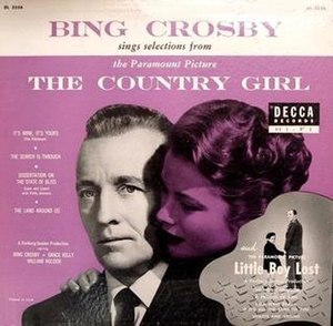 The Country Girl / Little Boy Lost - Image: The Country Girl Little Boy Lost cover