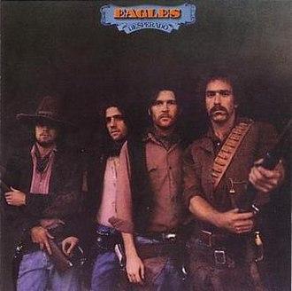 Desperado (Eagles album) - Image: The Eagles Desperado