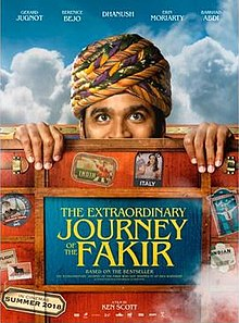 Резултат слика за The extraordinary journey of the Fakir