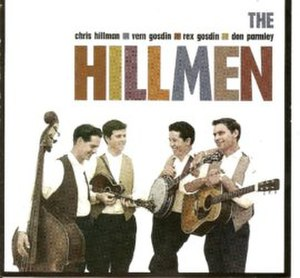 The Hillmen (album) - Image: The Hillmen