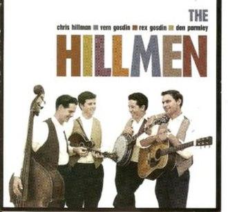 The Hillmen (album) - Image: The Hillmen