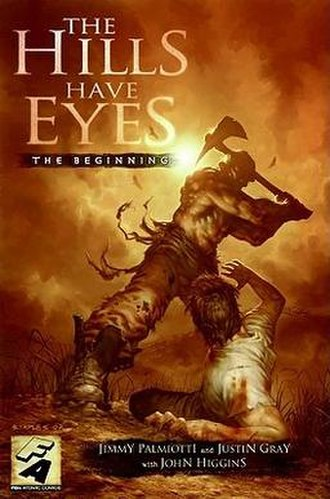 The Hills Have Eyes - Cover art