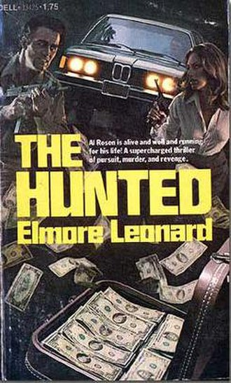 The Hunted (novel) - First edition