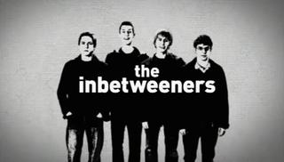 <i>The Inbetweeners</i> British teen sitcom
