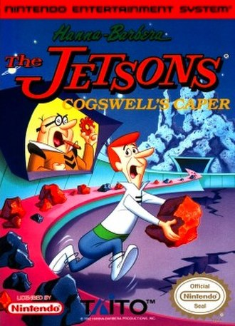The Jetsons: Cogswell's Caper! - The Jetsons: Cogswell's Caper!