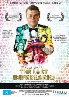 <i>The Last Impresario</i>