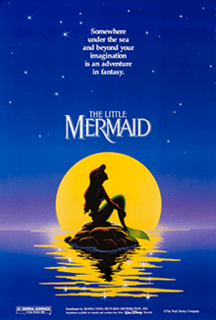 <i>The Little Mermaid</i> (1989 film) 1989 American animated musical fantasy film produced by Walt Disney Feature Animation