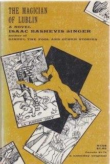 novel by Isaac Bashevis Singer