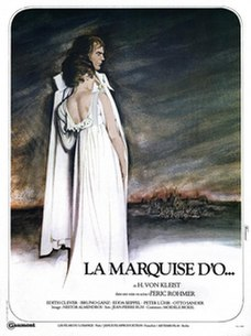 <i>The Marquise of O</i> (film) 1976 film by Éric Rohmer