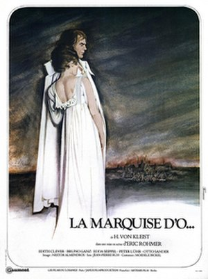 The Marquise of O (film) - Image: The Marquise of O Film Poster