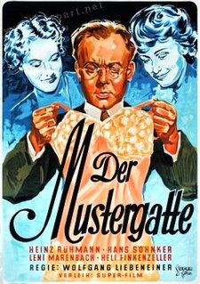 <i>The Model Husband</i> (1937 film) 1937 film