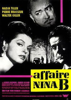 <i>The Nina B. Affair</i>
