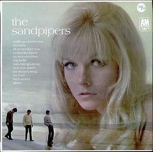 The Sandpipers (album) - Image: The Sandpipers (album) cover