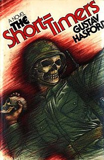 <i>The Short-Timers</i> book by Gustav Hasford