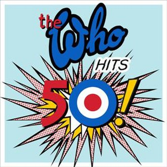 The Who Hits 50! (album) - Image: The Who Hits 50!