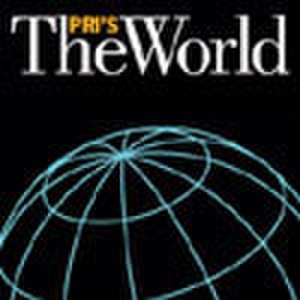The World (radio program) - Image: The World Logo