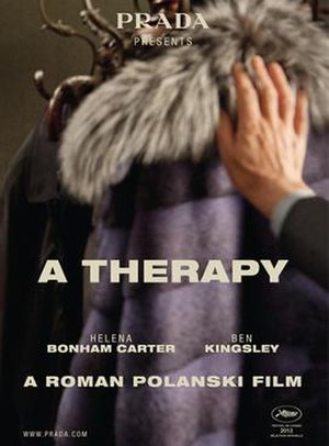 A Therapy - Official poster