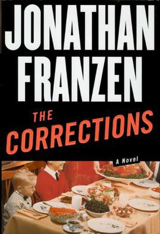 The Corrections - First edition cover