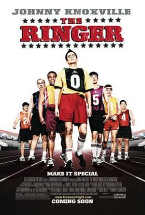 The Ringer (2005 film) - Promotional poster
