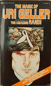 James Randi's 1982 The Truth About Uri Geller