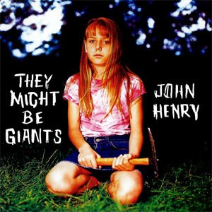 John Henry (album) - Image: They Might Be Giants John Henry