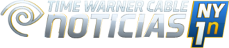 NY1 Noticias - Former logo of Time Warner Cable Noticias NY1 used from December 16, 2013 until November 15, 2016