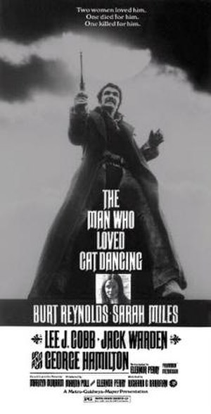 The Man Who Loved Cat Dancing (film) - Theatrical release poster