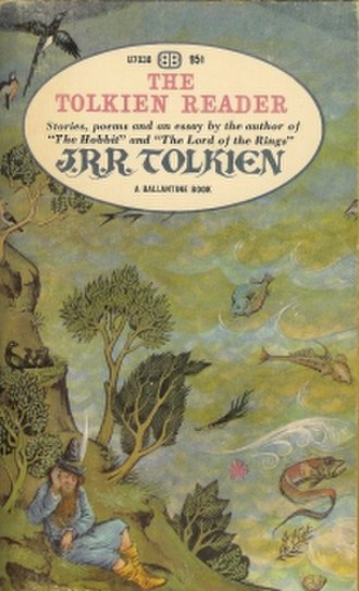 The Tolkien Reader - Cover of the first edition