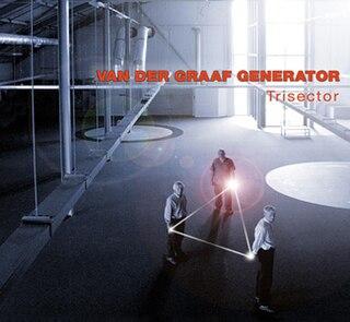 <i>Trisector</i> 2008 studio album by Van der Graaf Generator