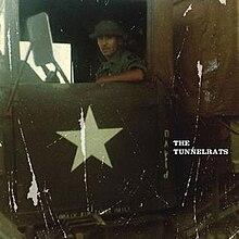 Tunnel Rats - Tunnel Rats (album) .jpg