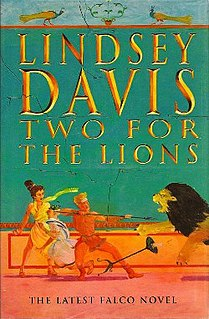 <i>Two for the Lions</i> book