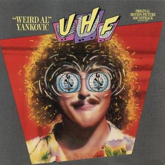 UHF – Original Motion Picture Soundtrack and Other Stuff - Image: UH Fsingle