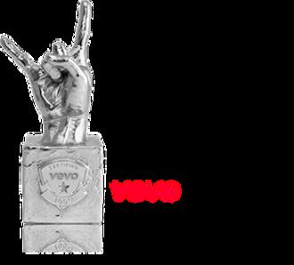 Vevo - Image: VEVO Certified logo