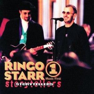 VH1 Storytellers (Ringo Starr album) - Image: VH1Storytellers Ringo Starr