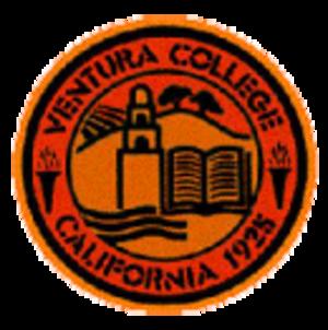 Ventura College - Image: Ventura College (crest)